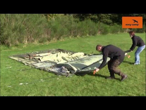 Easy Camp Palmdale Tent Pitching Video | Just Add People