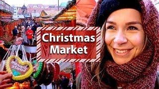 German Christmas Market Vlog - Lübeck & Marzipan