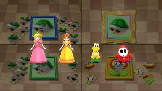 Mario Party 9 - Step It Up - Peach vs Daisy vs Koopa vs Shyguy #27