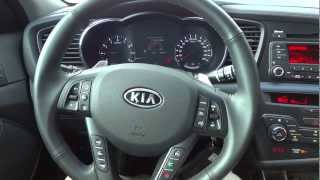 Kia Optima 2012 L 2.0 165KM inside