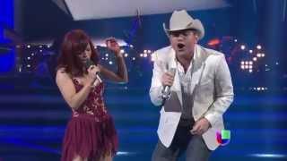 El Dasa cantando con Ana Cristina -Todo cambio de Camila