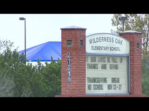 Man crashes truck outside Wilderness Elementary School, found dead by officials