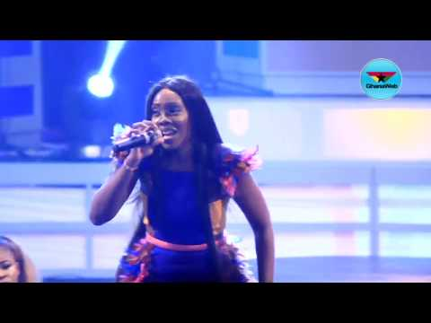 Tiwa Savage nails performance at Ghana Meets Naija 2017