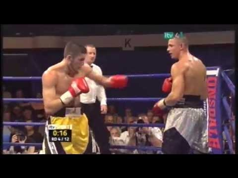 Nathan Cleverly vs Danny McIntosh David GfPisano