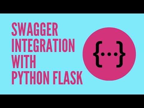 Documenting Python Flask RESTful API With Swagger