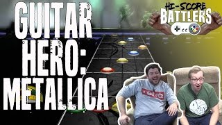 Guitar Hero: Metallica! (Xbox 360) | High Score Battlers