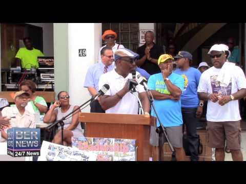 Leroy Simmons Labour Day Speech, September 7 2015