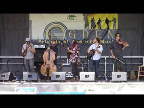 Front Country, June 3, 2017 at the Ogden Music Festival