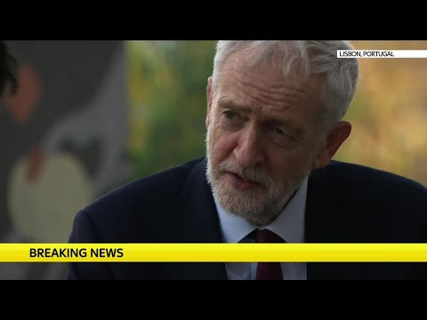 Corbyn: I'd delay Brexit for a better deal