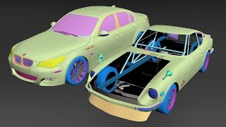 The Build Plan for my M5 Powered 240z