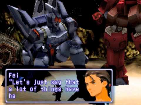 Xenogears - The Complete Story [2 of 20] Dazil - Stalactite Cavern