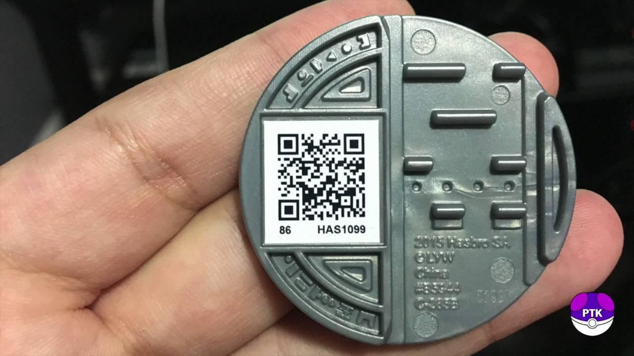 yo kai watch orange coin qr codes