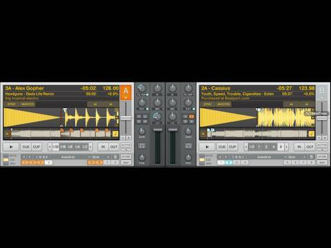 5 Basic DJ Transitions Between 2 Songs