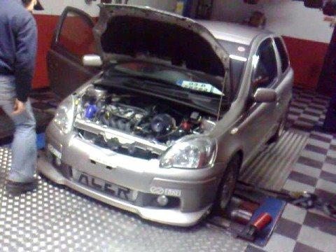 Vitz Rs Turbo 1 5 TRD by NismoDamo
