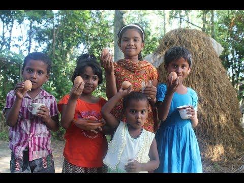Village Food | Choroivati in village | Kids picnic