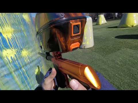 Quick Point Team Paintball Revolution   UPL 2018 Feb