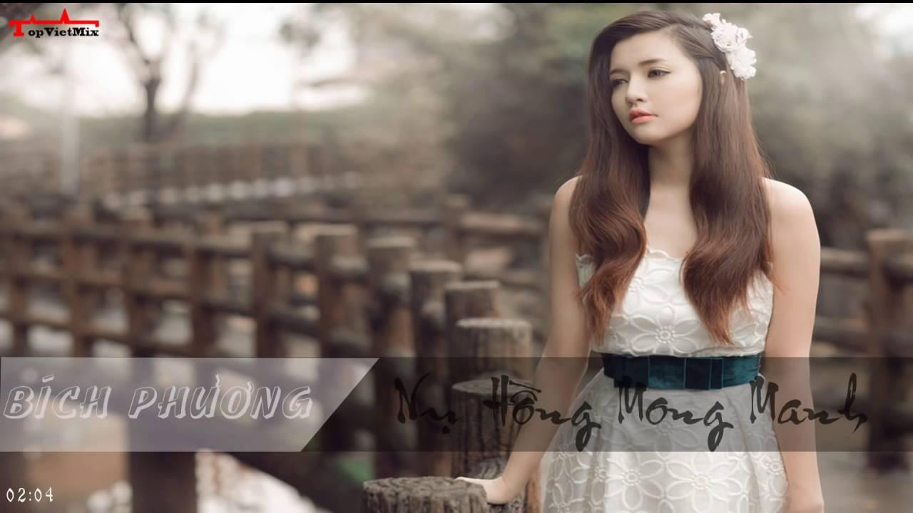 Remix Nụ Hồng Mong Manh   Bích Phương