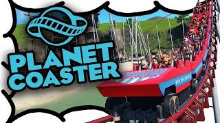 Planet Coaster  - Gameplay & Review - A Sheepish Look At (Video Game Video Review)