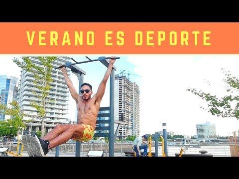 Lugares de Buenos Aires para hacer deporte en verano