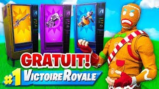 WIN A JUST PARTY IN FREE DISTRIBUTORS! Fortnite Battle Royale
