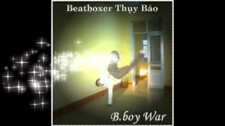 Thụy Báo Beatboxer Baby + Beautiful Girls (Beatboxer Thụy Báo độc tấu đàn Organ)