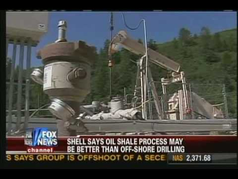 Shale Oil as an Energy Solution - 20080807 - Fox News