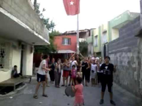 ATATÜRKÜN ÇOCUKLARI....TARSUS CAMİNUR MAHALLESİ
