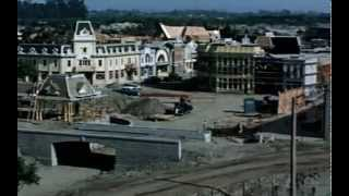 Disneyland in construction