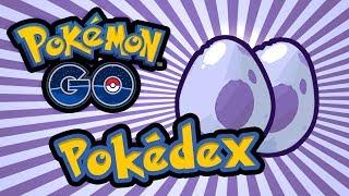 Pokédex-Eintrag aus einem 10KM-Ei   Pokémon GO Deutsch #678