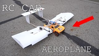 how to make a aeroplane
