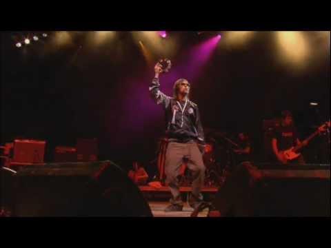02 - Ian Brown  - Sally Cinnamon - Glastonbury 2005 - HD