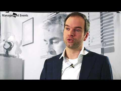 Martijn Siebrand of DINALOG at Nordic StrategyForum Supply Chain & Procurement 2018