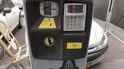 Parkscheinautomaten der Stadt Venlo