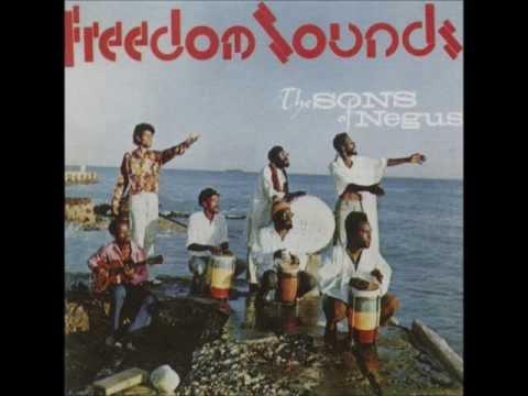 Ras Michael & The Sons of Negus - Freedom Sounds (full album)