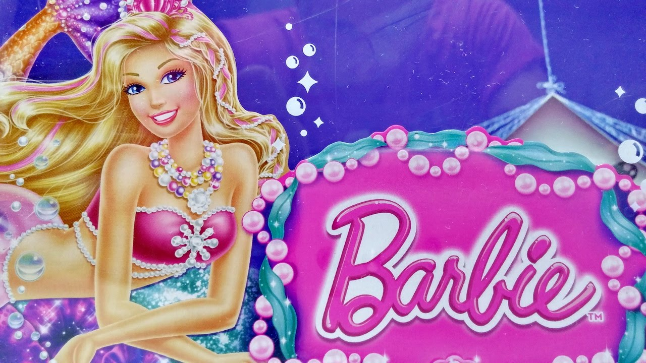 Barbie Mermaid To A Mer Princess Doll Hair Changes Colour For S Worldwide