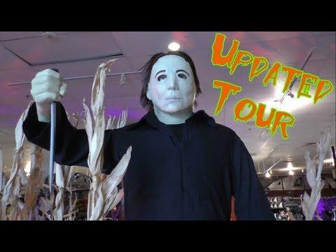 Spirit Halloween Update 2018 - Dickson City, Pa