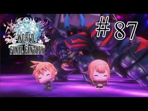 Let's Play World of Final Fantasy part 87: Castle Exnine