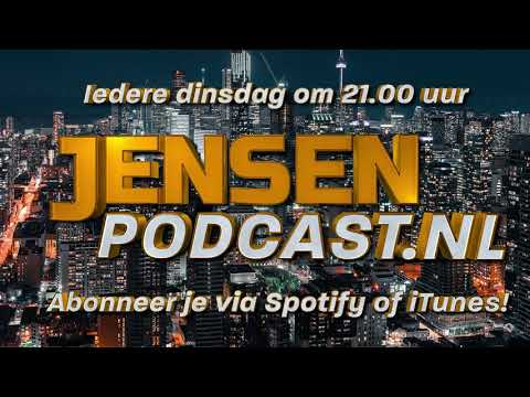 Jensen Podcast Episode 25