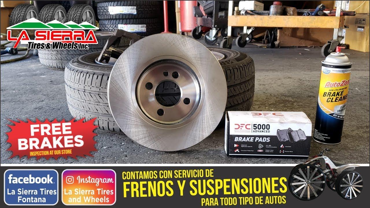 La Sierra Tires >> La Sierra Tires Fontana Youtube