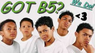 B5- Watch Me Now with DOWNLOAD LINK