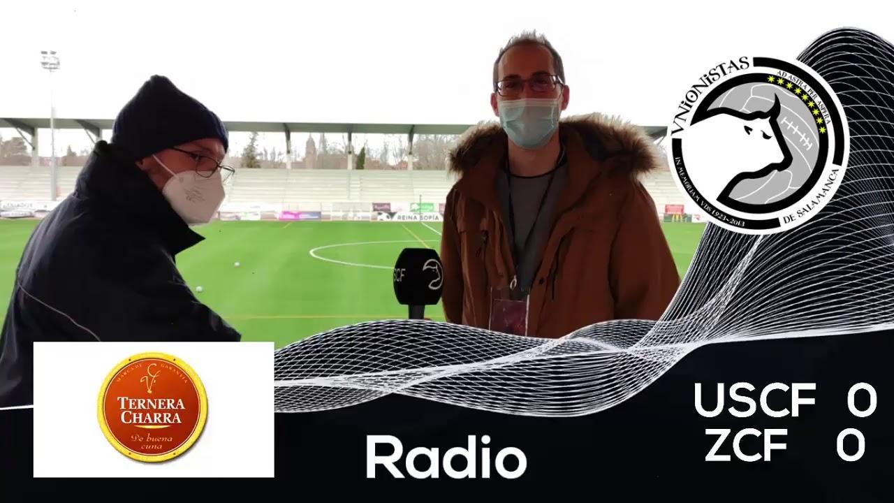 Download Radio | Jornada 15 Zamora CF | Temp 2020/21