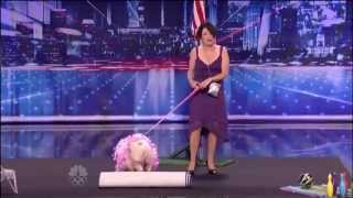 Smooch Piggy, Auditions - America