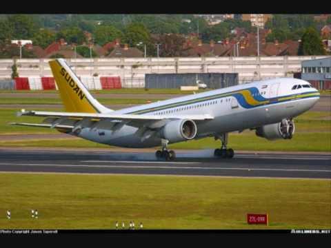 Sudan Airways  الخطوط الجوية السودانية
