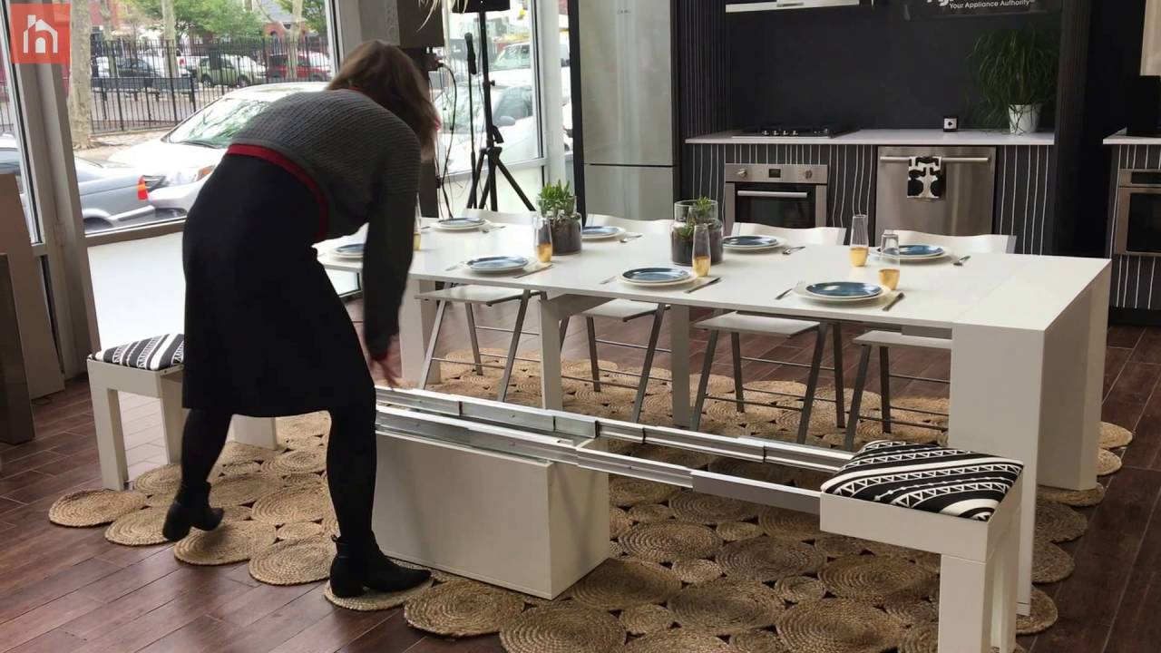 The Toda Extendable Bench