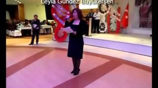 ABP Leyla Gündez Büyükeren Hakim Bey siiri