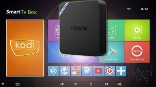 Обзор: На что способна T95N TV box самая недорогая приставка на Android 6.0(Ссылка на распаковку приставки T95N https://www.youtube.com/watch?v=BrOt1yHSXM4 T95N - самая бюджетная приставка для телевизора..., 2016-11-22T17:26:49.000Z)