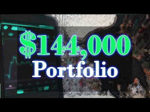$144,000 HIGH DIVIDEND YIELD Stock Portfolio! | Stock Market Investing!