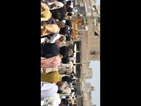 Mirwah gorchani  digri  road district Mirpur khas sindh ye mirwah ki safai bagheer kisi notes ac