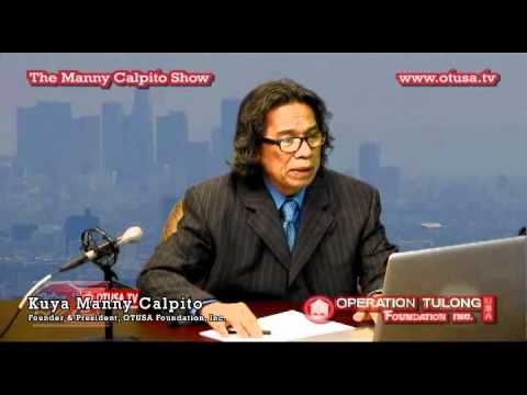 OFW DEDICATION HOUR Part 2 of 3 THE MANNY CALPITO SHOW