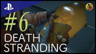 #6【DEATH STRANDINGデスストランディング】Sony Interactive Entertainment Inc 2019(PS4)1080p60fps